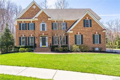 Chesterfield Single Family Home For Sale: 13407 Welby Court
