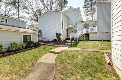 Condo/Townhouse Sold: 1850 Ivystone Court #1850