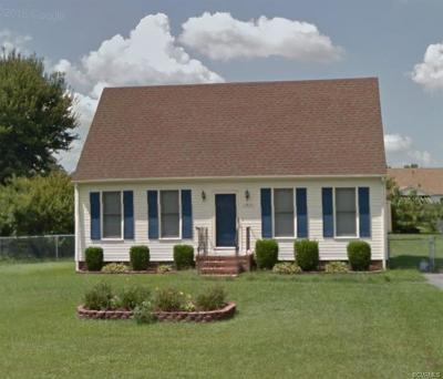 Disputanta VA Single Family Home Pending: $148,000