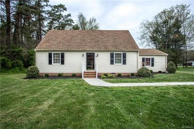 Surry County Single Family Home For Sale: 43 Swanns Point Road