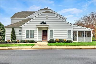 Midlothian Single Family Home For Sale: 6100 Lookout Point Circle