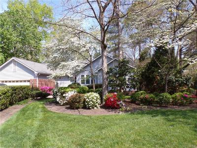 Glen Allen Single Family Home For Sale: 10804 Sugar Court