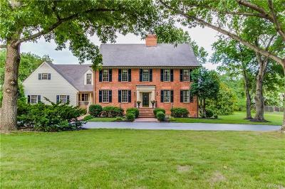 Glen Allen Single Family Home For Sale: 5920 Springfield Road