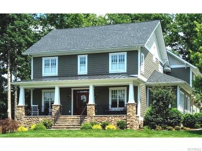 Midlothian Single Family Home For Sale: 15718 Ripon Road