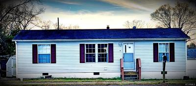 Single Family Home For Sale: 1204 High Avenue