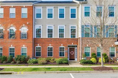 Glen Allen Condo/Townhouse For Sale: 1913 Liesfeld