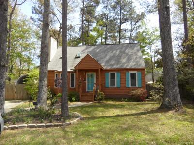 Chesterfield Single Family Home For Sale: 6515 Leisure Court