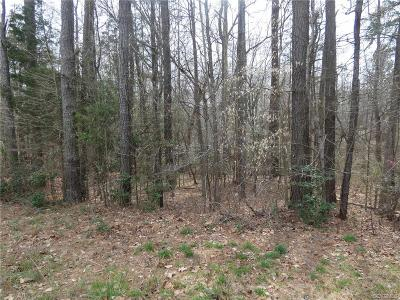 Dinwiddie Land For Sale: 16060 Flatfoot Road