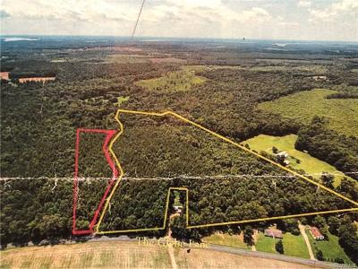 Land For Sale: 14921 The Glebe Ln Lane