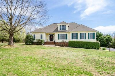 Henrico Single Family Home For Sale: 6405 Cookes Farm Drive