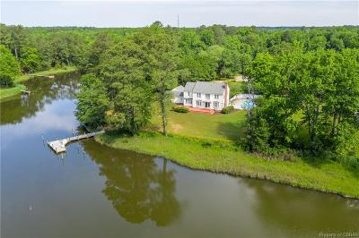 White Stone Single Family Home For Sale: 311 Crossing Cove Way