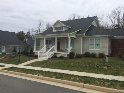 Powhatan County Single Family Home For Sale: 3627 Carter Trent Lane