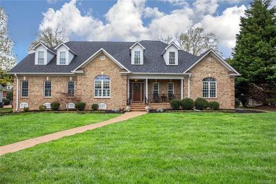 Chesterfield Single Family Home For Sale: 14100 Senlac Court