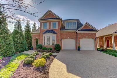 Glen Allen Single Family Home For Sale: 900 Belva Lane