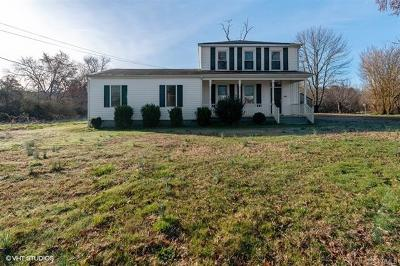 Hanover Single Family Home For Sale: 8329 Peaks Road