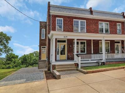 Richmond Single Family Home For Sale: 3629 E Broad Street