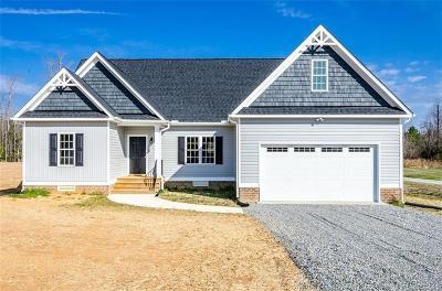 New Kent Single Family Home For Sale: 3530 Davis Glade