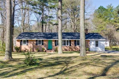 Single Family Home For Sale: 2116 Bannister Road