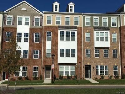 Henrico Condo/Townhouse For Sale: 4308 Bon Secours #B