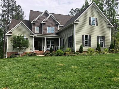 Chesterfield Single Family Home For Sale: 7401 Maclachlan Drive