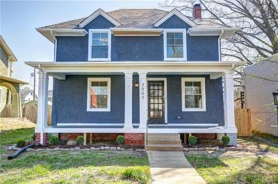 Richmond Single Family Home For Sale: 3003 Moss Side Avenue