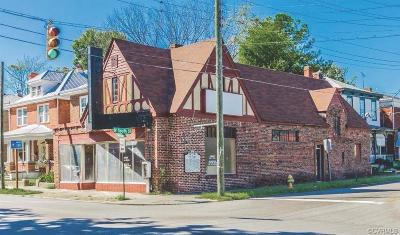 Petersburg Commercial For Sale: 801 West Washington Street