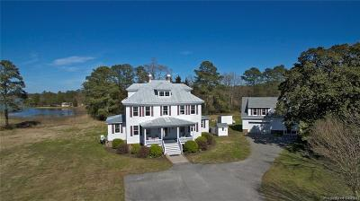 Single Family Home For Sale: 398 Old Shadow Lane