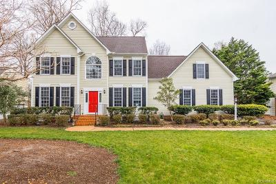 Mechanicsville Single Family Home For Sale: 8129 Crown Colony Parkway