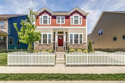 Glen Allen Single Family Home For Sale: 12132 Manor Walk Drive