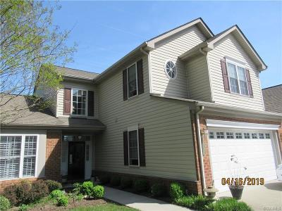Glen Allen Condo/Townhouse For Sale: 10323 White Marsh Road