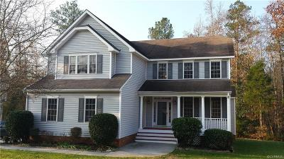 Chesterfield Single Family Home For Sale: 7854 Hampton Forest Lane