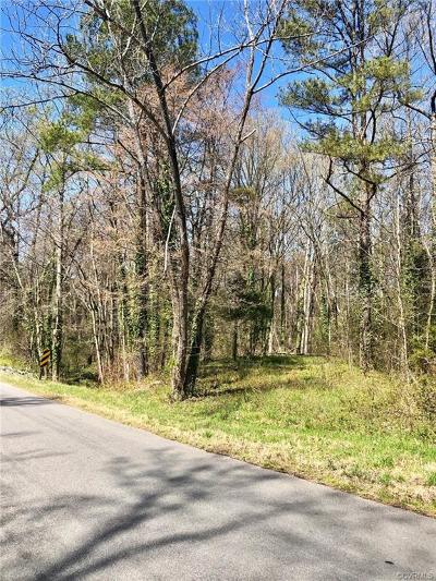 Henrico Land For Sale: 1551 Oakland Road