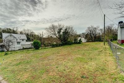 Petersburg Land For Sale: 134 Virginia Street