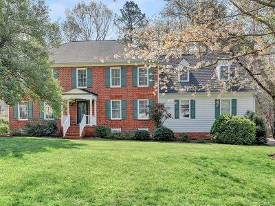 Henrico Single Family Home For Sale: 2503 Cottage Cove Drive
