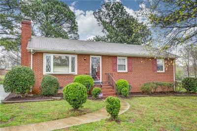 Richmond Single Family Home For Sale: 319 Marlin Drive