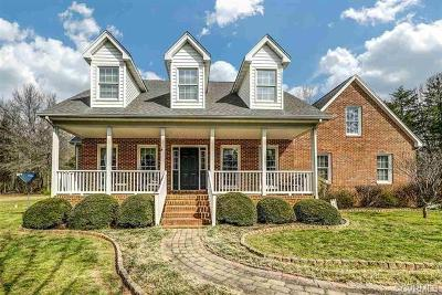 Louisa Single Family Home For Sale: 373 Bakers Branch Road