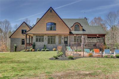 Hanover County Single Family Home For Sale: 8894 Ingleside Farm Lane