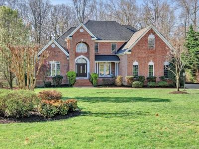 Midlothian Single Family Home For Sale: 13711 Beechwood Point Road