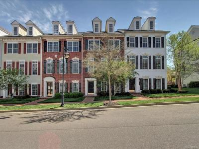 Henrico Condo/Townhouse For Sale: 1006 Hyde Lane