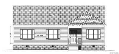 New Kent Single Family Home For Sale: Lot 41 Rock Cedar