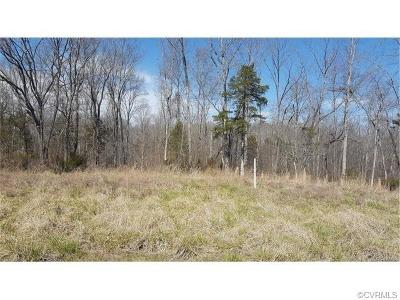 Powhatan VA Land For Sale: $75,000