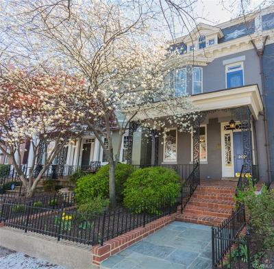 Richmond Single Family Home For Sale: 2025 Hanover Avenue