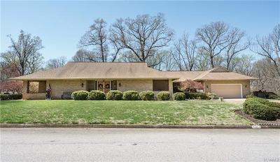 Colonial Heights, Hopewell, Prince George Single Family Home For Sale: 510 Woodland Road