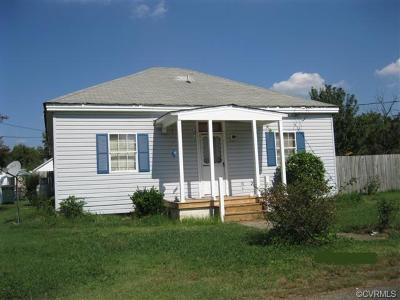 Single Family Home For Sale: 2721 Toledo Avenue