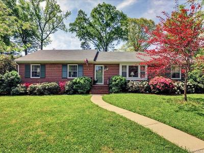 Richmond Single Family Home For Sale: 9941 Maplested Lane