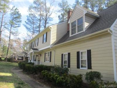 Glen Allen Single Family Home For Sale: 11438 Long Meadow Drive