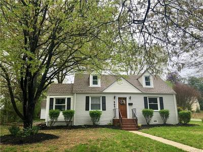 Richmond Single Family Home For Sale: 907 Willow Lawn Drive