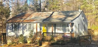 Goochland Single Family Home For Sale: 5250 Broad Street Road