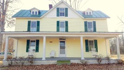 Middlesex County Single Family Home For Sale: 11802 Tide Water Trl Trail