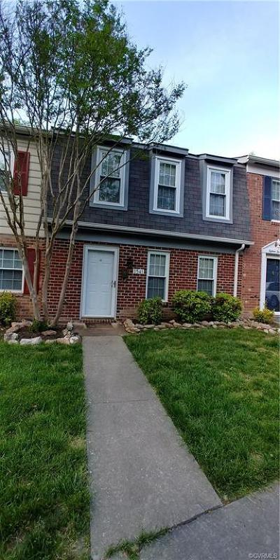 Henrico Condo/Townhouse For Sale: 1541 Heritage Hill Circle